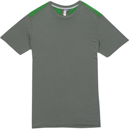 Ibex Echo Sport T-Shirt - Short-Sleeve - Men's