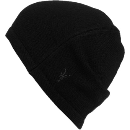 photo: Ibex Kashmir Beanie winter hat