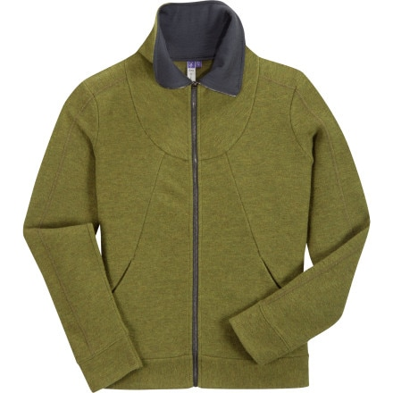 Ibex Alana Full-Zip Sweater - Women's