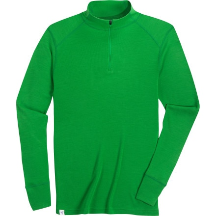 photo: Ibex Men's Woolies 220 Zip T