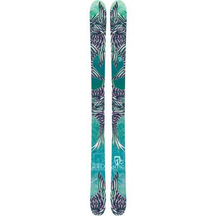 Icelantic Nomad RKR Ski