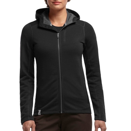 Icebreaker Cascade Plus Hooded Jacket - Women's