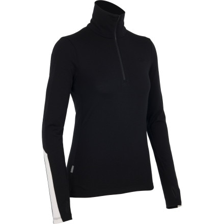 Icebreaker Vertex Zip-Neck Top - Women's