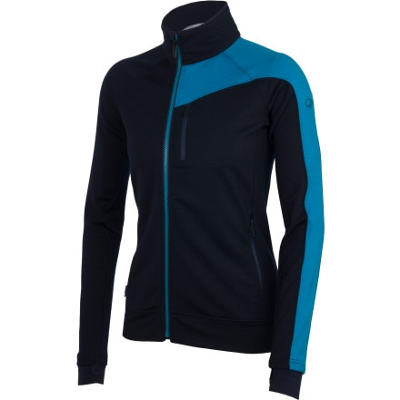 Icebreaker Carve Full-Zip Top - Women's