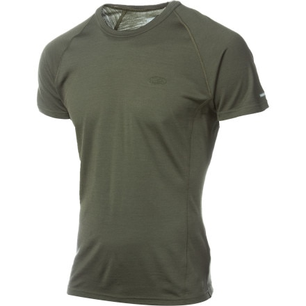 photo: Icebreaker Men's 200 Lightweight Contour Crewe
