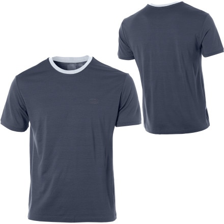 photo: Icebreaker Superfine 190 Tech T short sleeve performance top