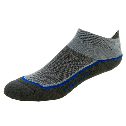 Icebreaker Bike/Run Lite Micro Sock