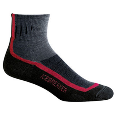 Icebreaker Bike/Run Lite Mini Sock
