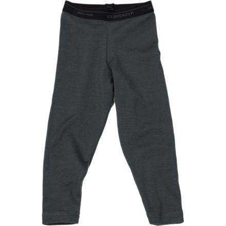 photo: Icebreaker Boys' 260 Midweight Legging