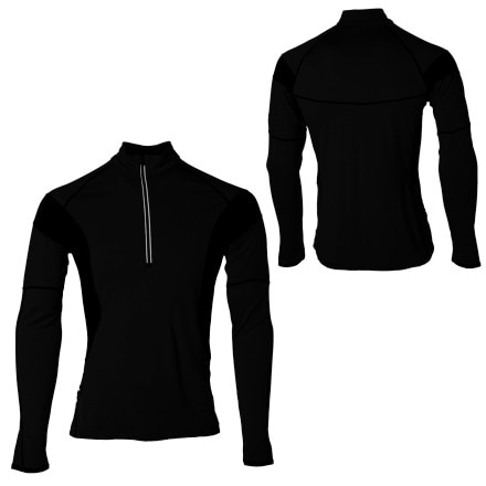 photo: Icebreaker GT 150 LS Velocity Zip base layer top