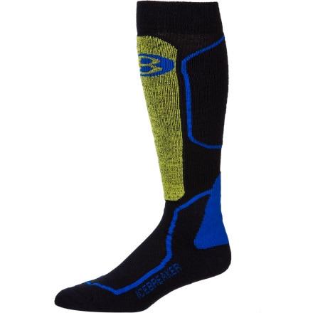 Icebreaker Skier+ Mid Sock - Men's