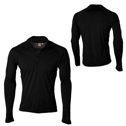 photo: Icebreaker Bodyfit 150 LS Atlas Zip base layer top