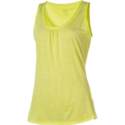 Icebreaker Superfine150 Retreat Tank Top - Women's