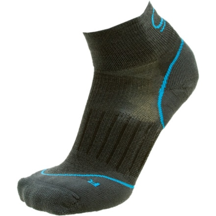 Icebreaker Run Lite Mini Sock