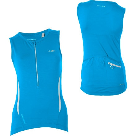 Icebreaker Halo Jersey - Sleeveless - Women's