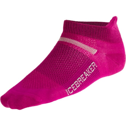 photo: Icebreaker Women's Multisport Superlite Micro running sock