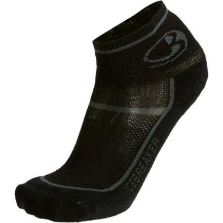 photo: Icebreaker Multisport Lite Mini running sock