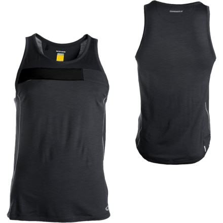 photo: Icebreaker GT Run Ace Tank short sleeve performance top