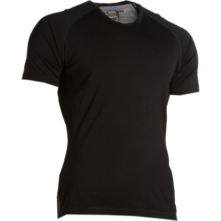 Shop for Icebreaker Base Layer 200 Sprint Crew - Short-Sleeve - Men's