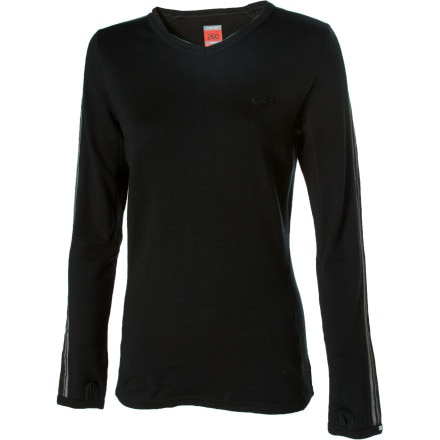 photo: Icebreaker Vertex High V long sleeve performance top