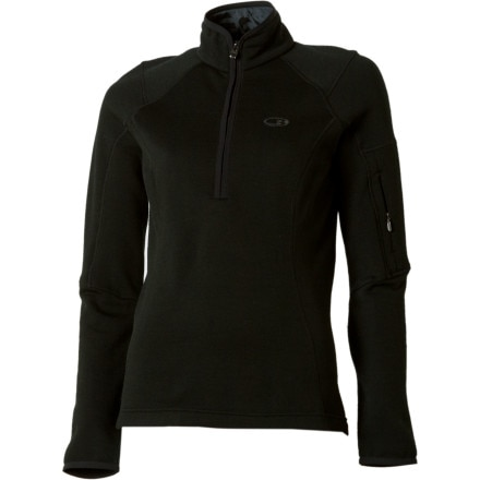 photo: Icebreaker 260 Cascade Half Zip base layer top