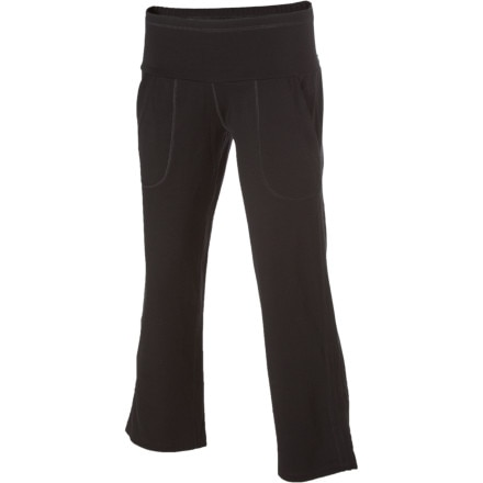 photo: Icebreaker Breeze 3-4 Pant performance pant/tight