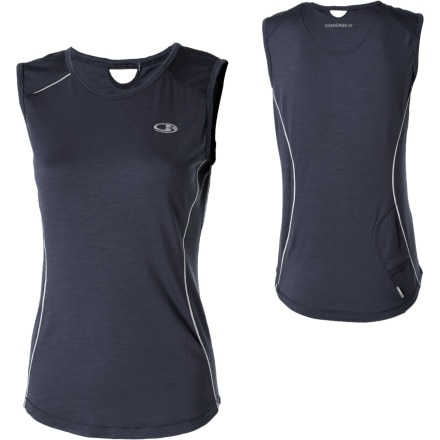 Icebreaker GT Run Rush Sleeveless