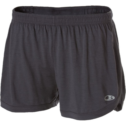 Icebreaker GT Stride Short - Women's