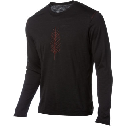 Icebreaker SuperFine 150 Tech Lite New Zealand Nettle Collection Shirt - Long Sleeve - Men's