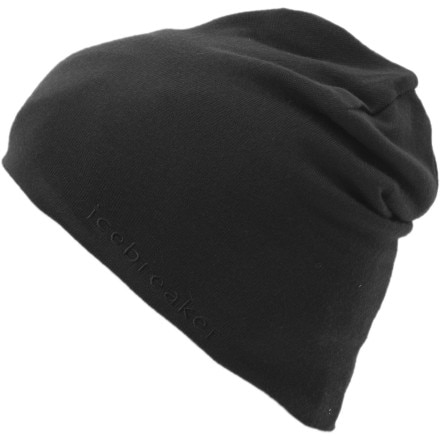 photo: Icebreaker Cuff Beanie winter hat