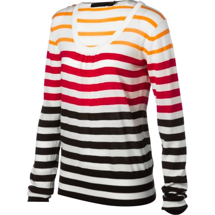 Icebreaker Athena Scoop Sweater - Women's