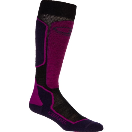 Icebreaker Skier+ Lite Over The Calf Sock - Women's