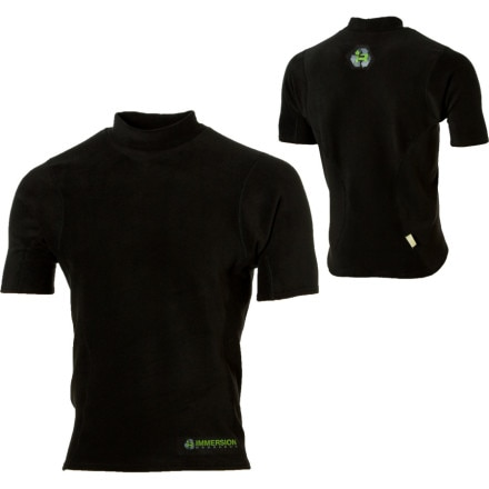 photo: Immersion Research Short Sleeve Thick Skin Rash Guard
