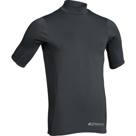 Immersion Research Short Sleeve Thin Skin Rash Guard