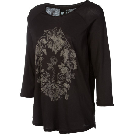 Insight Ropes N Mirrors Raglan T-Shirt - Long-Sleeve - Women's