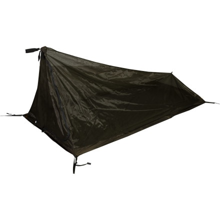 photo: Integral Designs Silshelter tarp/shelter