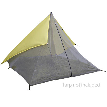 photo: Integral Designs Bugamid tarp/shelter