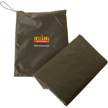 photo: Integral Designs Nylon Ground Cloth