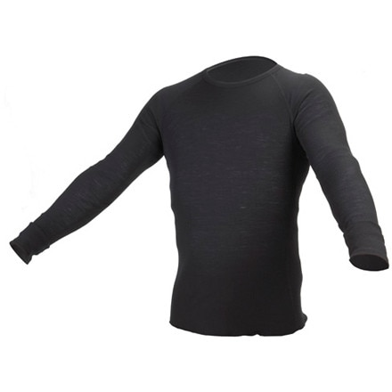 photo: I/O Merino Men's Contact LS Crib Top