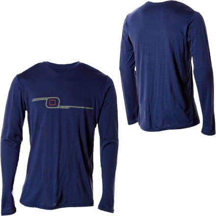 photo: I/O Merino Signature LS Crew shirt