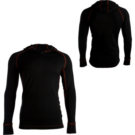 I/O Merino Contact Glory Zip