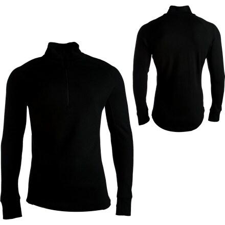 photo of a I/O Merino shirt
