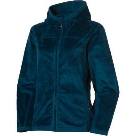 Isis Topo Hooded Jacket - Women's