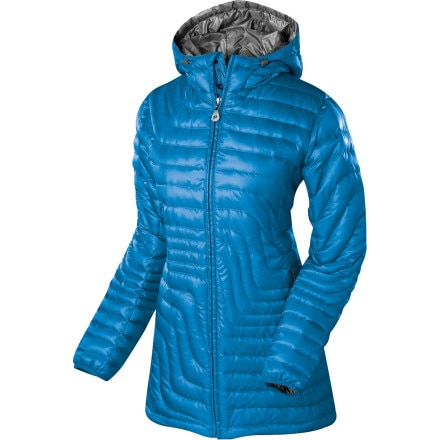 Isis Slipstream Hooded Down Jacket - Women's