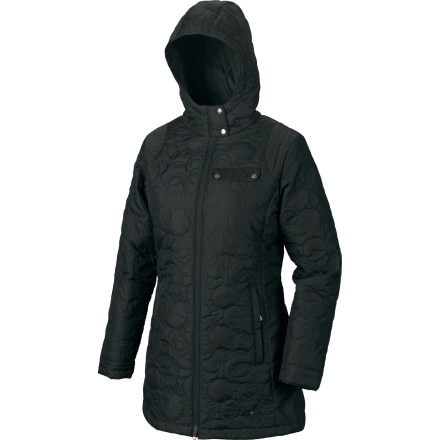 photo: Isis Alpenglow Coat synthetic insulated jacket