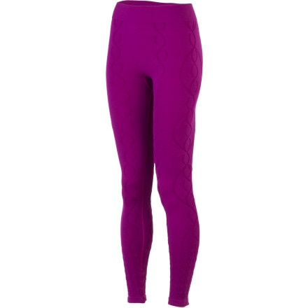 Isis Cable Seamless Tights - Women's