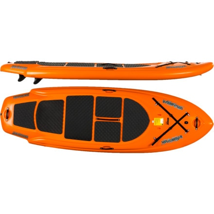 Jackson Kayak SUPerCharger Stand-Up Paddleboard - 2014