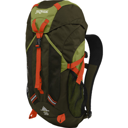 JanSport Katahdin 20L Backpack - 1220cu in