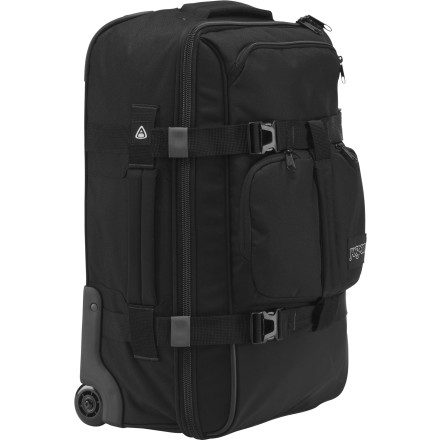 JanSport Upright 22in Rolling Bag - 2900cu in