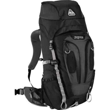 Shop for JanSport Forsyth Tall 60 Backpack - 3661cu in